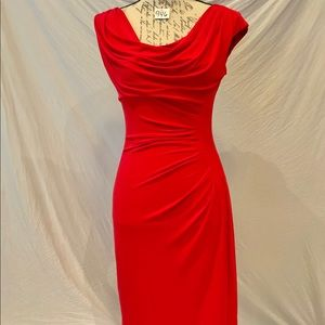 Ralph Lauren - Red dress - New with Tag Size 4